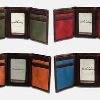 Eddie Bauer Tri-Fold Wallet For $5.99