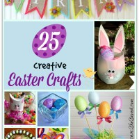 25 Creative Easter Crafts