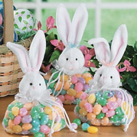 Bunny Drawstring Bags For $11.98 Shipped