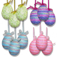 Hanging Easter Eggs For $13.95 Shipped