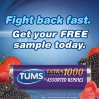 FREE Tums Sample