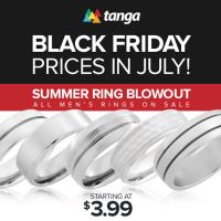 Tanga Ring Sale Men's Rings As Low As $3.99