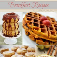 15 Pumpkin Breakfast Recipes