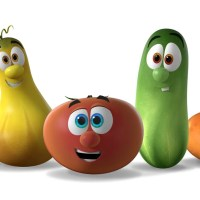 VeggieTales in The City NOW on Netflix #StreamTeam