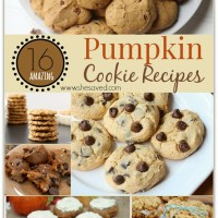 16 Amazing Pumpkin Cookie Recipes
