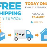 Tanga FREE Shipping On Everything