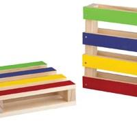 Home Depot Workshop FREE Pallet Coaster
