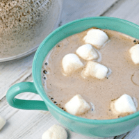 Mexican Hot Chocolate Mix Recipe (*Great Gift Idea!)