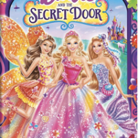 Barbie and The Secret Door DVD For $10.49 Shipped