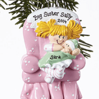 Personalized Ornaments from $11.99
