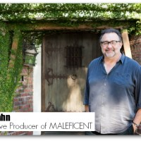 Disney Behind the Scenes: My Interview with Maleficent Executive Producer Don Hahn #DisneyInHomeEvent