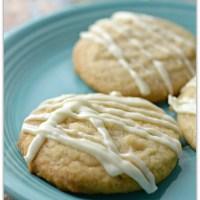Eggnog Cookie Recipe + Eggnog Frosting Recipe