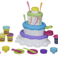 Play Doh Sweet Shoppe Cake Mountain Playset For $9.99 Shipped