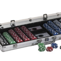 Poker Chip Set For $39.99 Shipped