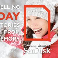 SanDisk Holiday Sweepstakes