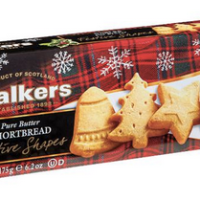 Easy Holiday Cookie Decorating with Walkers Shortbread Festive Shapes