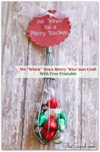 whisk you a merry christmas