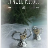 Hershey's Kiss Angel Ornament Craft