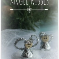 Hershey's Kiss Angel Ornament Craft