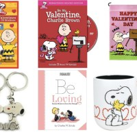 Peanuts Valentine's Day Deals