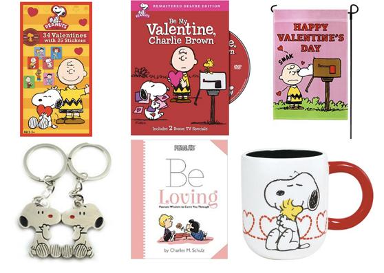 Peanuts Valentine's Day Deals