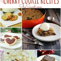 10 Cherry Cookie Recipes