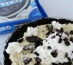 Easy No Bake OREO Cookie Pie Recipe