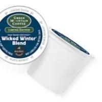 Wicked Winter Blend Keurig K-cup Coffee Giveaway