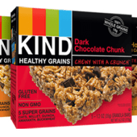 Save Up to 1/2 Off on Kind Healthy Grains Bars!