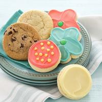 Cheryl's Spring Cookie Sampler For $9.99 Shipped