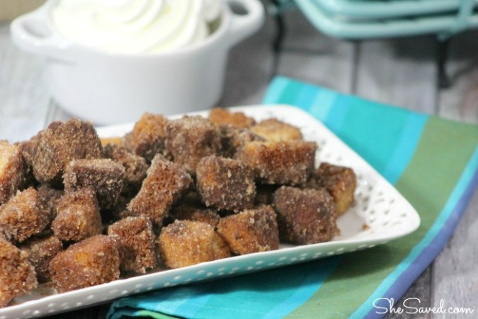 homemade churro recipe