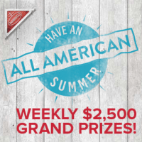 Nabisco Have An All-American Summer Sweepstakes