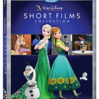 Disney Shorts Film Collection Review