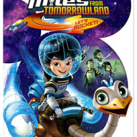 Miles FromTomorrowland: Let's Rocket on DVD NOW!