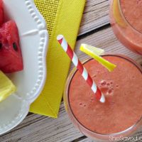 Pineapple Watermelon Cooler