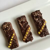 STAR WARS Party Ideas: Chewbacca Snack Bars