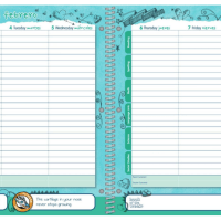 Organizing Life (for the kids!): Elementary School Year Planners