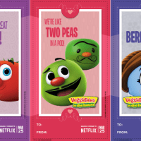 Fun FREE Printable Valentine Cards from Netflix #StreamTeam