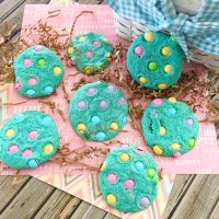 Colorful Spring Cookies