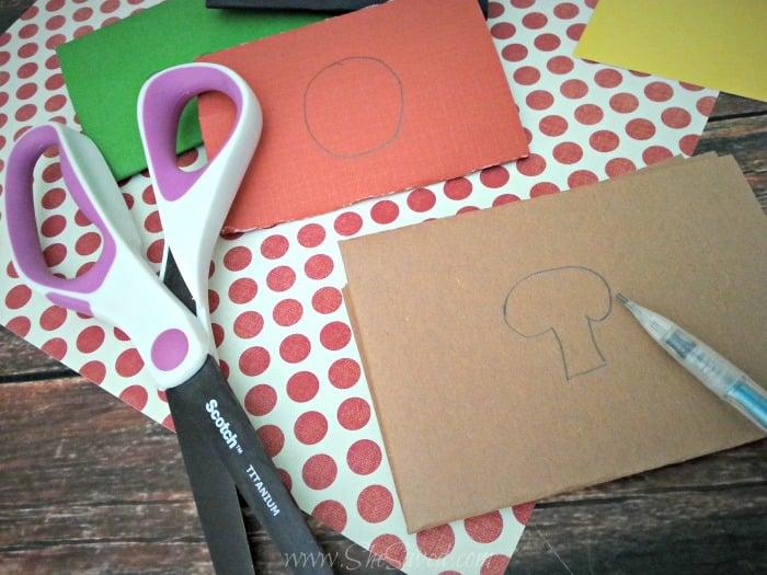 Pizza Paper Craft