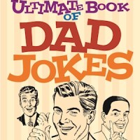 The Ultimate Book of Dad Jokes Giveaway w/5 winners!)