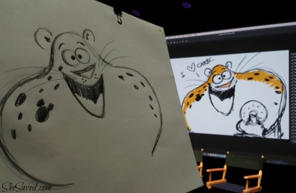 Animation Clawhauser