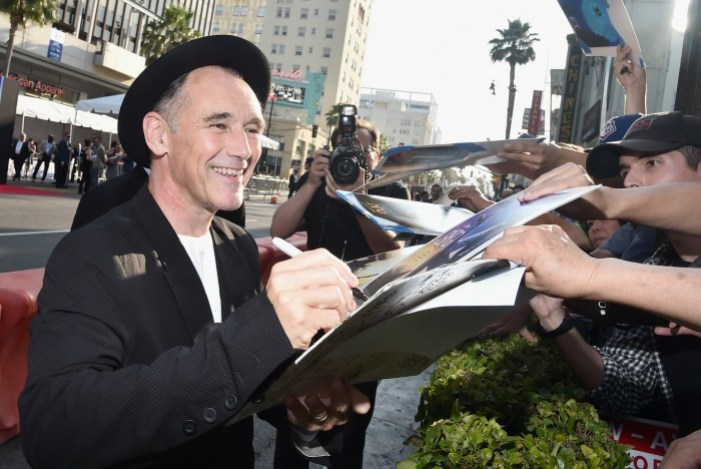 "Mark Rylance (""The BFG"") at The BFG Premiere - Photo by Alberto E. Rodriguez/Getty Images for Disney"
