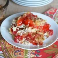Easy Cherry Cobbler Recipe