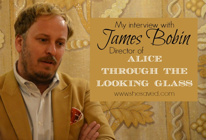 James Bobin Interview