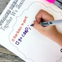 Family Fun: FREE Family Summer Wish List Printable