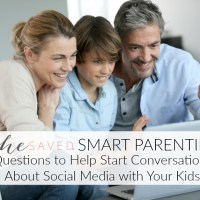 Smart Parenting: Questions to Help Start Conversations About Social Media with Your Kids