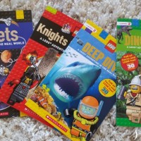 New LEGO Nonfiction Books for Young Readers + Giveaway! #LEGONonfiction