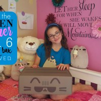Pusheen the Cat: Unboxing of the Pusheen Summer 2016 Subscription Box