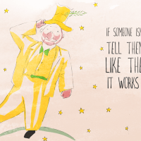 Take The Grown Up Test! The Little Prince on Netflix Today! #StreamTeam